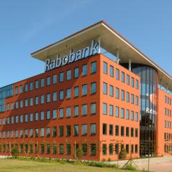 Geluidssysteem Rabobank Hoogeveen