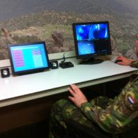 Installatie Skillsroom Defensie