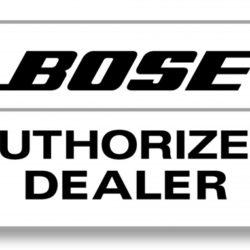 Al Sinds 1985 Geautoriseerde Bose® Dealer