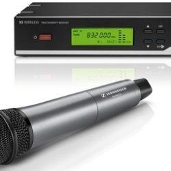 Verandering Frequenties Draadloze Microfoons