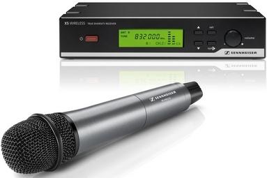 Verandering Frequenties Draadloze Microfoons | Rients Faber