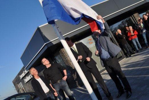 Geluidsinstallatie Voor Zwemcentrum Zuidhorn | Rients Faber
