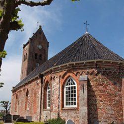 Projectie Oplossing Kerk Swichum