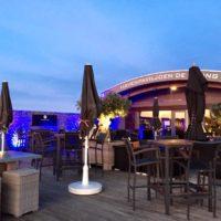 """Sfeerverlichting Restaurant """"De Dining"""" Op Vlieland"""
