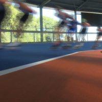 Geluidsinstallatie Skeelerbaan Sportstad Heerenveen