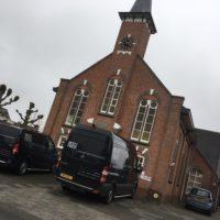 Geluidsinstallatie Protestantse Kerk Oudega