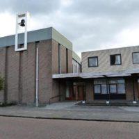 Geluidsinstallatie Columnakerk Groningen