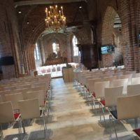 Geluidsinstallatie Catharinakerk Roden