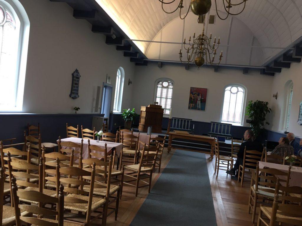 Geluidsinstallatie Kerk Damwoude