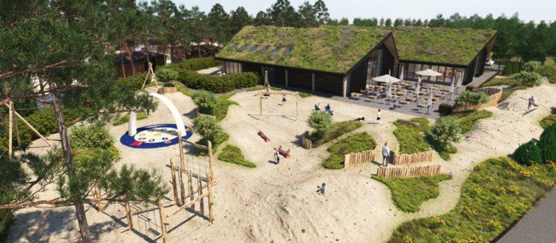Audio-installatie En Lichtplan Qurios Vakantiepark Op Ameland.
