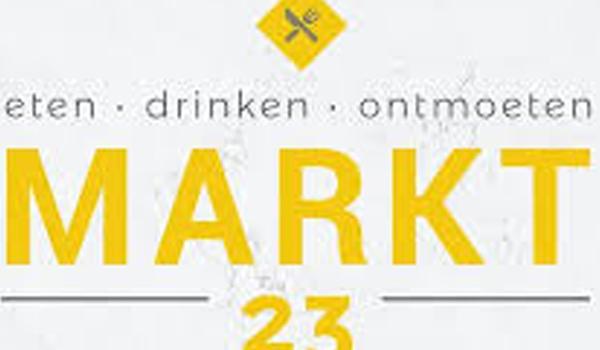 Geluidinstallatie Nieuw Restaurant Markt23 Sneek.