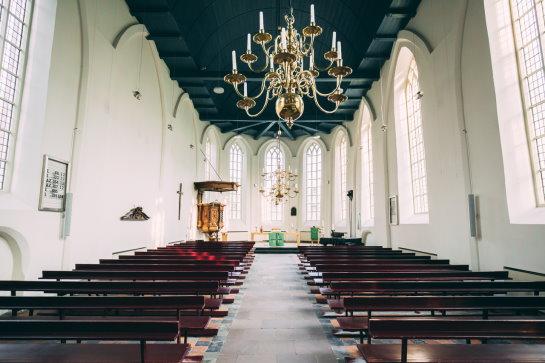 Geluid in kerk