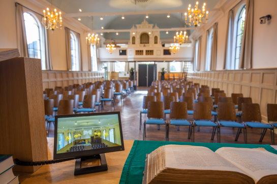 audiovisueel systeem voor uw kerk