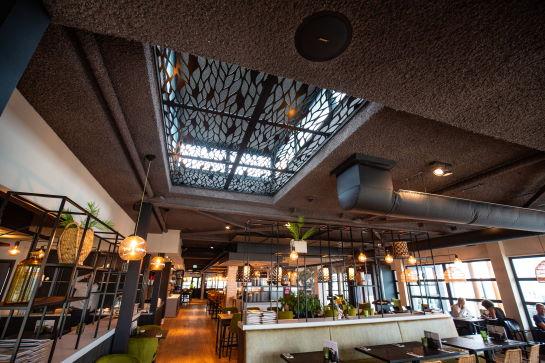 horeca licht en geluidsapparatuur restaurant