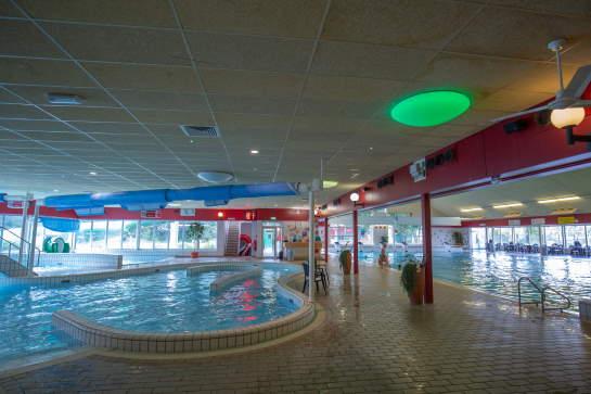 Geluidsinstallatie zwembad