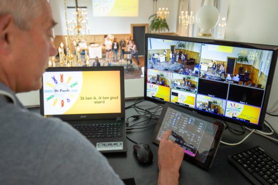 audiovisuele installaties