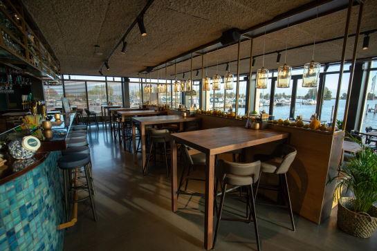 Geluidsinstallatie restaurant