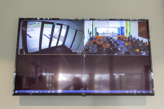 Beveiligingscamera laten installeren