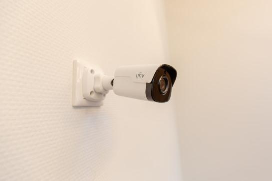 Camerabewaking bedrijf